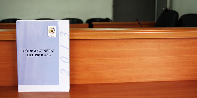 IMPORTANTE: Corte Constitucional explica término para dictar sentencia y pérdida de competencia en el CGP