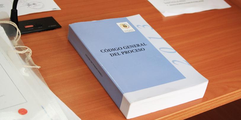 Actualizan jurisprudencia del CGP sobre falta de sustentación en apelación contra sentencia