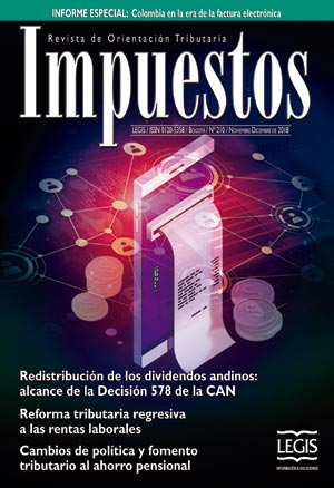 Revista Impuestos No 210