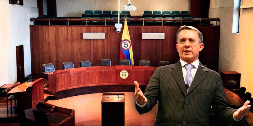 Quién tiene la competencia del caso Uribe luego de su renuncia? | Noticias  jurídicas y análisis de nuevas leyes AMBITOJURIDICO.COM